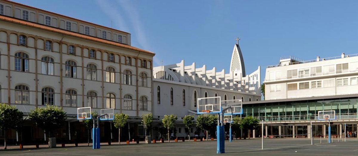 """Colégio Salesiano """"Oficinas de S. José"""""""
